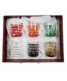 Scatola sei bicchieri